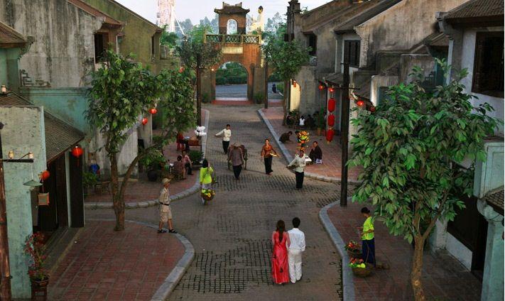 Bao Son Paradise in Hanoi
