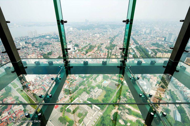 Lotte Observation Deck Hanoi