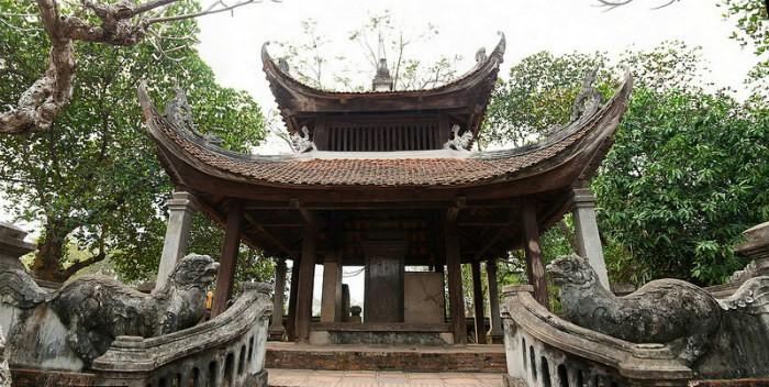 Co Loa Citadel in Donganh Hanoi