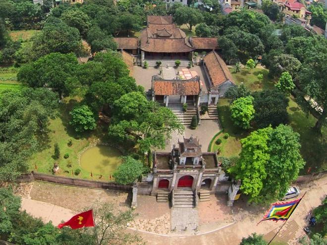 Co Loa Citadel Travelhanoi