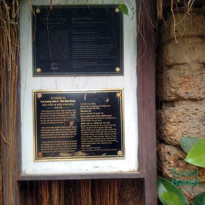 duong lam village board