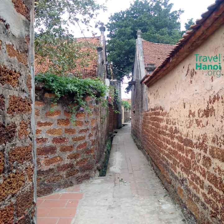 duong lam village road