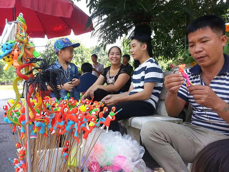 fullmoon festival hanoi