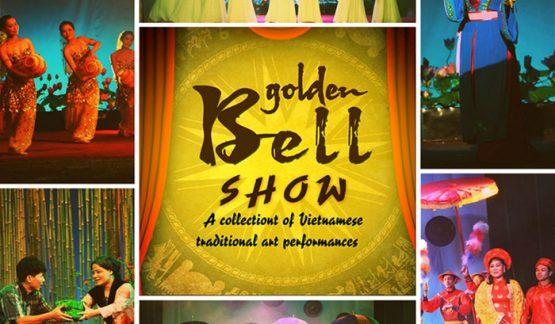 golden bell show hanoi