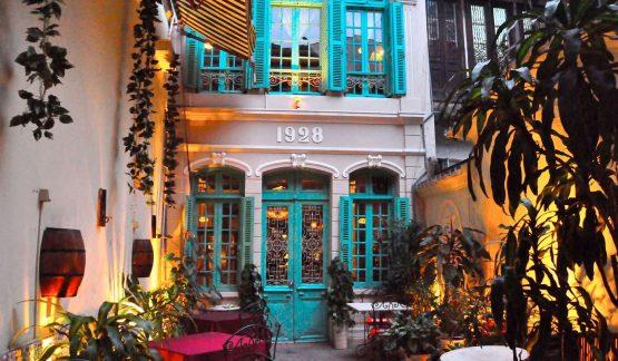 Green Tangarine restaurant Hanoi