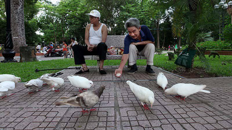 hanoi botanical gardens