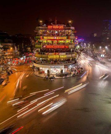 Hanoi legend beer