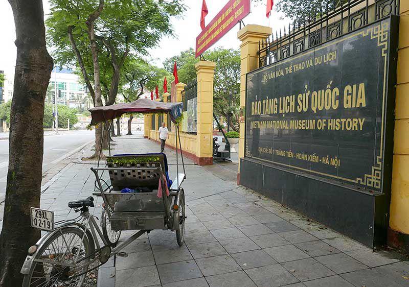 history museum hanoi