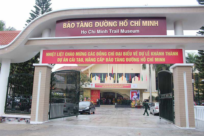 ho chi minh trail museum