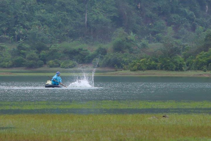 yen phu lake