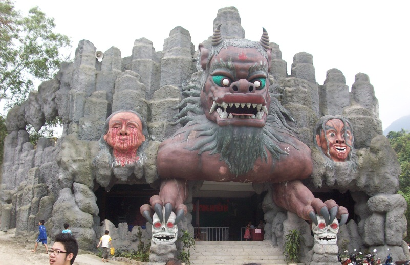 KHOANG XANH SUOI TIEN TOUR IN HANOI
