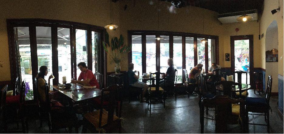 the little hanoi restaurant