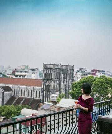 the chi rooftop bar hanoi
