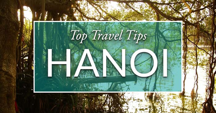 travel tips hanoi