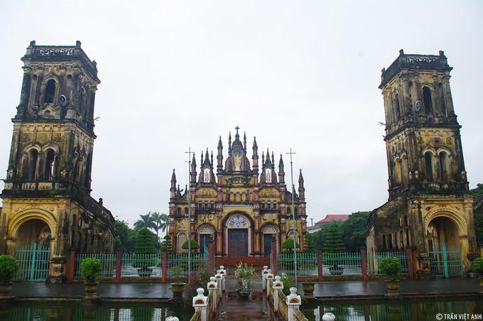trung linh church
