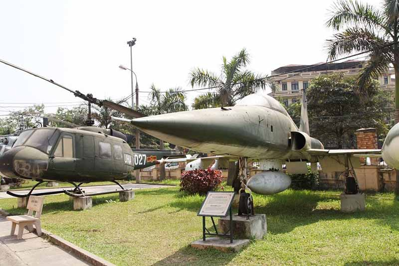 vietnam air force museum